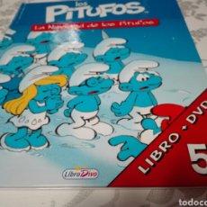 Libros de segunda mano: LOS PITUFOS. LA NAVIDAD DE LOS PITUFOS. Lote 150588700