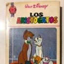 Libros de segunda mano: WALT DISNEY. LOS ARISTOGATOS. CON 270 ILUSTRCIONES. PRIMERA EDICIÓN 1972. Lote 150627498