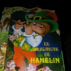 Libros de segunda mano: EL FLAUTISTA DE HAMELIN. Lote 150652942