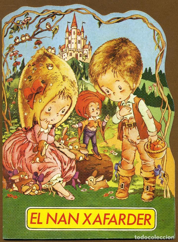 CUENTO TROQUELADO EL NAN XAFARDER - BRUGUERA (Libros de Segunda Mano - Literatura Infantil y Juvenil - Cuentos)