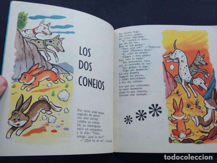 Libros de segunda mano: ANTONIO AYNE / 6 FABULAS DE IRIARTE / EDICIONES TORAY 1968 / SIN USAR - Foto 2 - 150986510