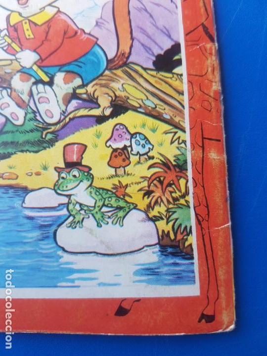 Libros de segunda mano: EL CANGURO TRAMPOSO N° 25 - ANIMALITOS TROQUELADOS - CUENTOS TORAY - 1978 - Foto 10 - 150994078