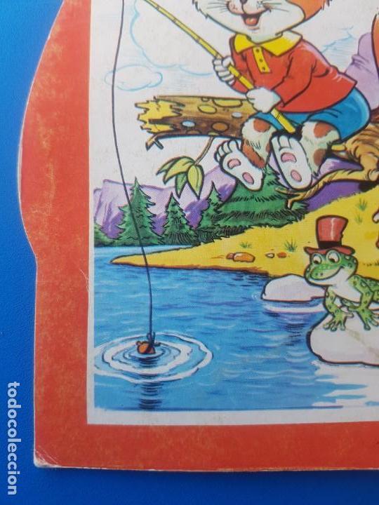 Libros de segunda mano: EL CANGURO TRAMPOSO N° 25 - ANIMALITOS TROQUELADOS - CUENTOS TORAY - 1978 - Foto 11 - 150994078
