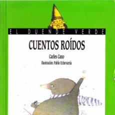 Libros de segunda mano: LIBRO: CUENTOS ROÍDOS - EDITORIAL ANAYA . Lote 151099822