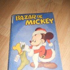 Libros de segunda mano: BAZAR DE MICKEY - MICKEY MOUSE - WALT DISNEY. Lote 151129690