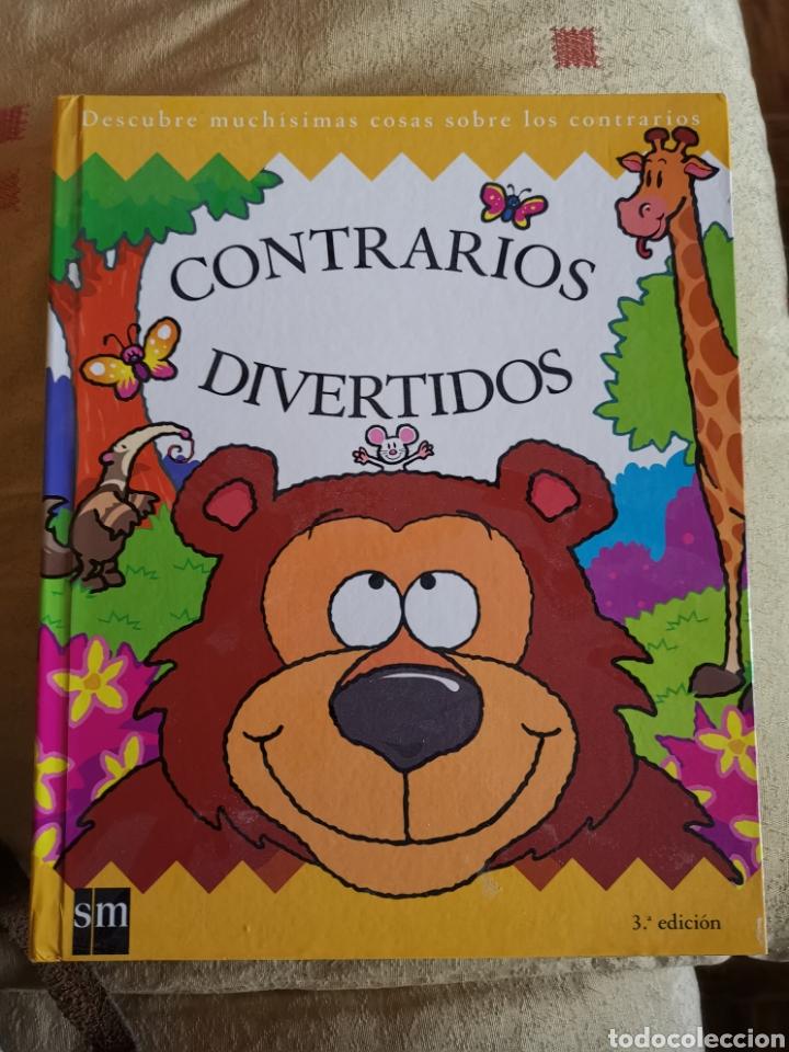CONTRARIOS DIVERTIDOS (Libros de Segunda Mano - Literatura Infantil y Juvenil - Cuentos)