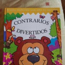 Libros de segunda mano: CONTRARIOS DIVERTIDOS. Lote 151578332