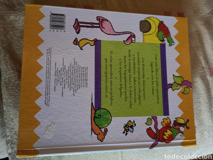 Libros de segunda mano: Contrarios divertidos - Foto 4 - 151578332