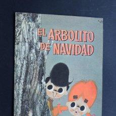 Libros de segunda mano: UN ARBOLITO DE NAVIDAD / ILUSTRA - LUIS ACOSTA MORO / COLECCION DOS AMIGOS / ED. BRUGUERA AÑO 1961. Lote 151634066