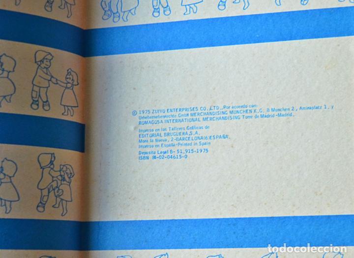 Libros de segunda mano: LOS MEJORES CUENTOS DE HEIDI - 2 - EDITORIAL BRUGUERA 1975 - Foto 4 - 151832682