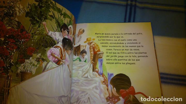 Libros de segunda mano: El sueño de Sorolla. Marta Rivera Ferner. Ed Brosquil. - Foto 3 - 151972862