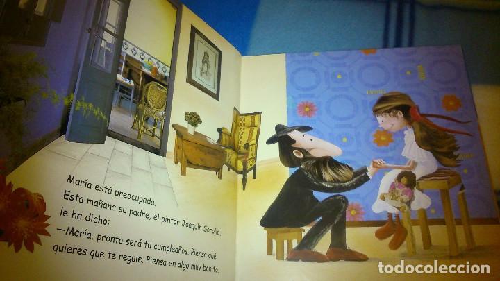 Libros de segunda mano: El sueño de Sorolla. Marta Rivera Ferner. Ed Brosquil. - Foto 4 - 151972862