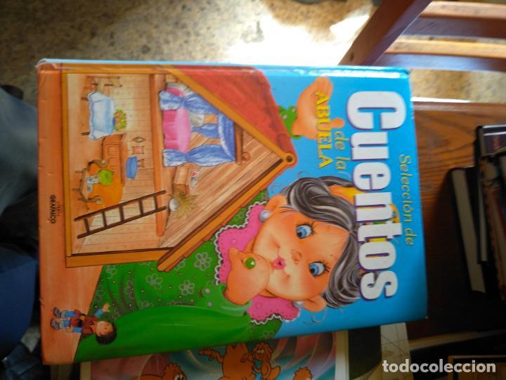 CUENTOS DE LA ABUELA (Libros de Segunda Mano - Literatura Infantil y Juvenil - Cuentos)