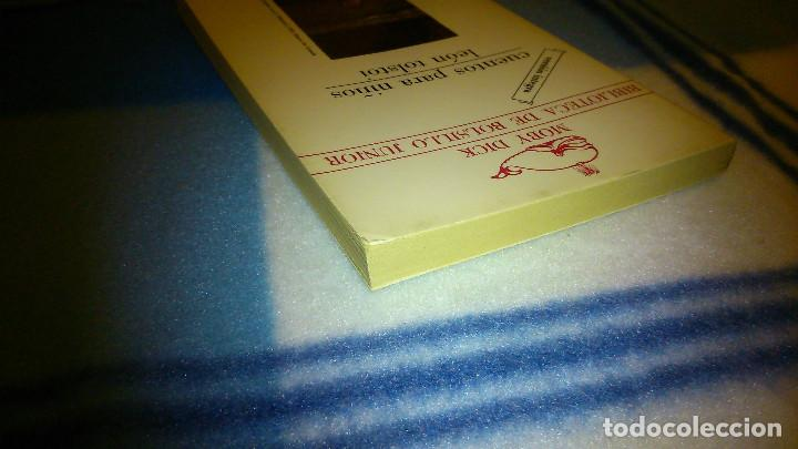 Libros de segunda mano: Cuentos para niños. León Tolstoi. 1982. La Gaya de Ciencia. 147 pág. - Foto 4 - 151983894