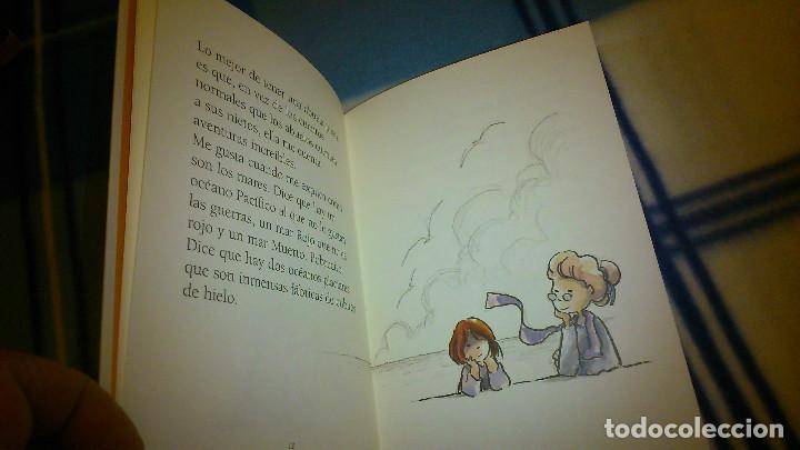 Libros de segunda mano: Mi abuela fue pirata. Andrés Guerrero. Oxford, El árbol de la lectura. 2010. Nuevo. - Foto 4 - 151984826