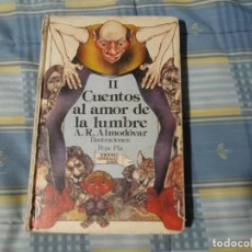 Libros de segunda mano: CUENTOS AL AMOR DE LA LUMBRE II---ANAYA 1986. Lote 152337066