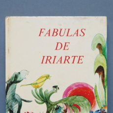 Libros de segunda mano - 1974.- FABULAS DE IRIARTE. EVEREST - 152351186