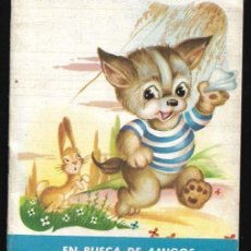 Libros de segunda mano: CUENTO PIZÁ * EN BUSCA DE AMIGOS * ED. ROMA 1960. Lote 152461594