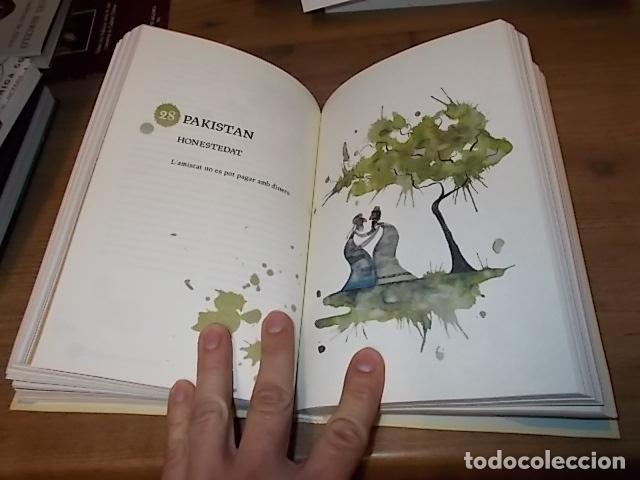Libros de segunda mano: TOT UN MÓN DE CONTES. RECOPILACIÓ DE RELATS TRADICIONALS DE TOTS ELS RACONS DEL MÓN. DANIEL MONTERO. - Foto 3 - 267387029