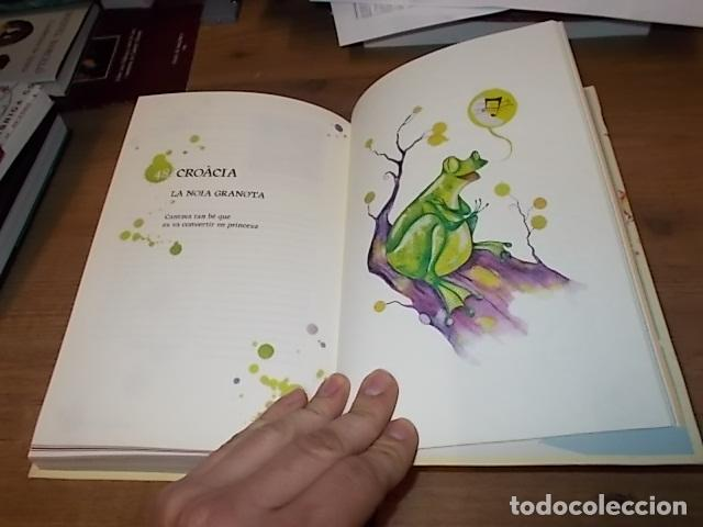 Libros de segunda mano: TOT UN MÓN DE CONTES. RECOPILACIÓ DE RELATS TRADICIONALS DE TOTS ELS RACONS DEL MÓN. DANIEL MONTERO. - Foto 9 - 267387029