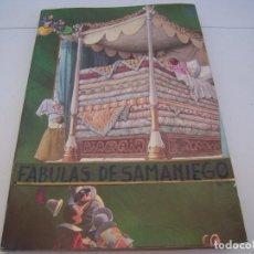 Libros de segunda mano: FABULAS DE SAMANIEGOED.MOLINO 1º EDICION 1939ILUSTRADOR E. FREIXAS. Lote 152545742