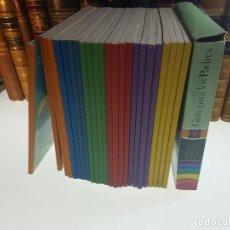 Libros de segunda mano: ENCICLOPEDIA IRROMPIBLE DE LAS PALABRAS - 24 TOMOS + GUIA PARA PADRES 1 POR TOMO - COMPLETA -. Lote 224482712