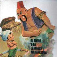Libros de segunda mano: TROQUELADO FÉNIX ALADINO Y LA LÁMPARA MARAVILLOSA (1968) . Lote 152784602