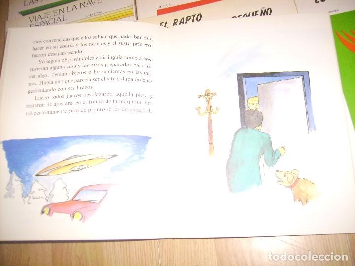 Libros de segunda mano: LOTE DE 12 CUENTOS - 8 COLECCION ANTARES + 4 COLECCION ESPACIO - TEYKAL EDICIONES - Foto 2 - 152955666