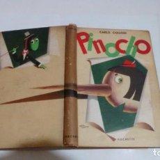 Libros de segunda mano: PINOCHO - CARLO COLLODI. Lote 152972810