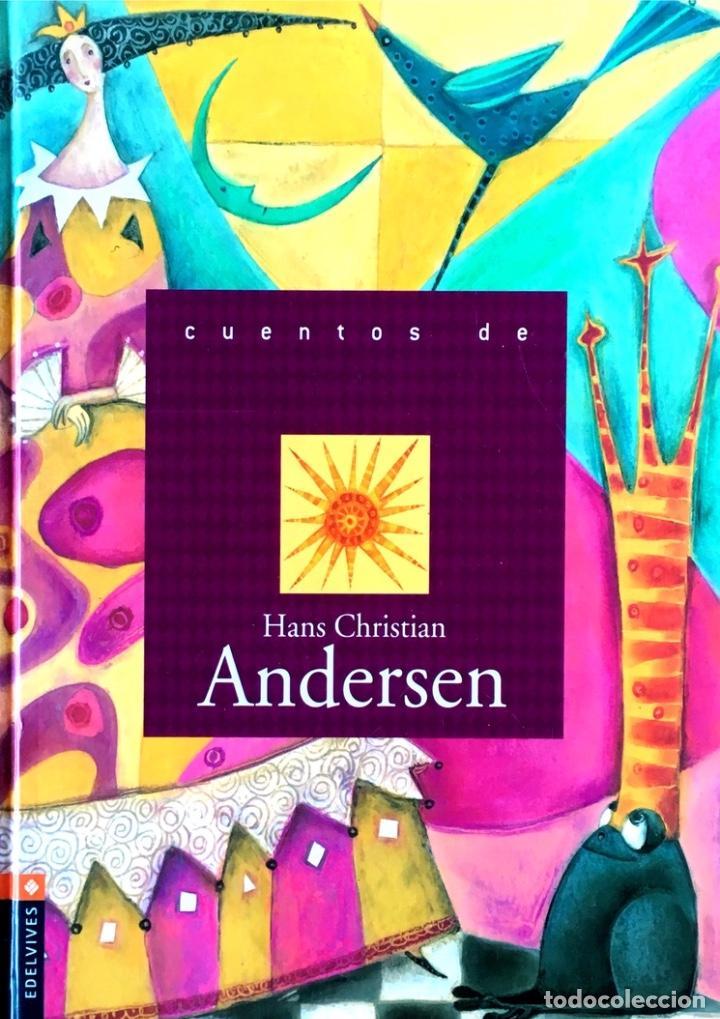 CUENTOS DE HANS CHRISTIAN ANDERSEN. (Libros de Segunda Mano - Literatura Infantil y Juvenil - Cuentos)