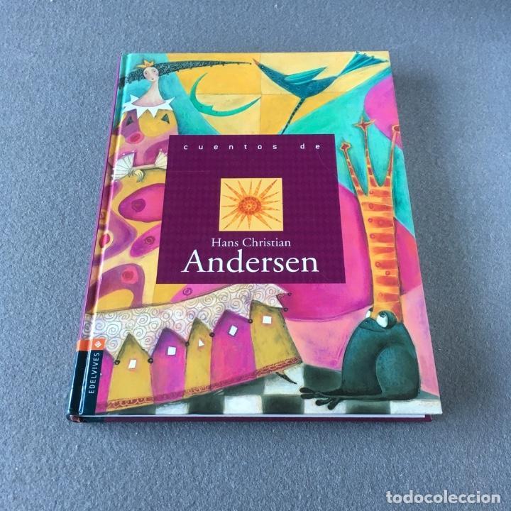 Libros de segunda mano: Cuentos de Hans Christian Andersen. - Foto 2 - 153145574