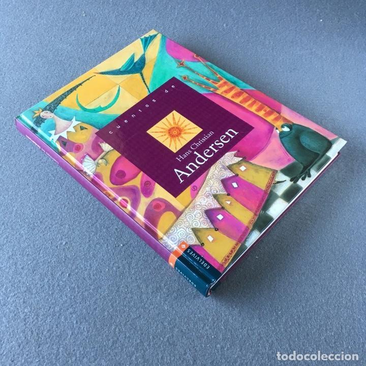 Libros de segunda mano: Cuentos de Hans Christian Andersen. - Foto 3 - 153145574