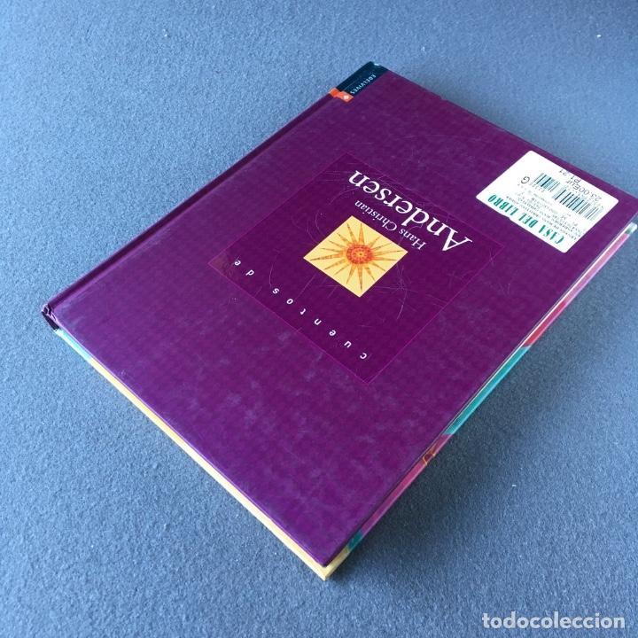 Libros de segunda mano: Cuentos de Hans Christian Andersen. - Foto 4 - 153145574