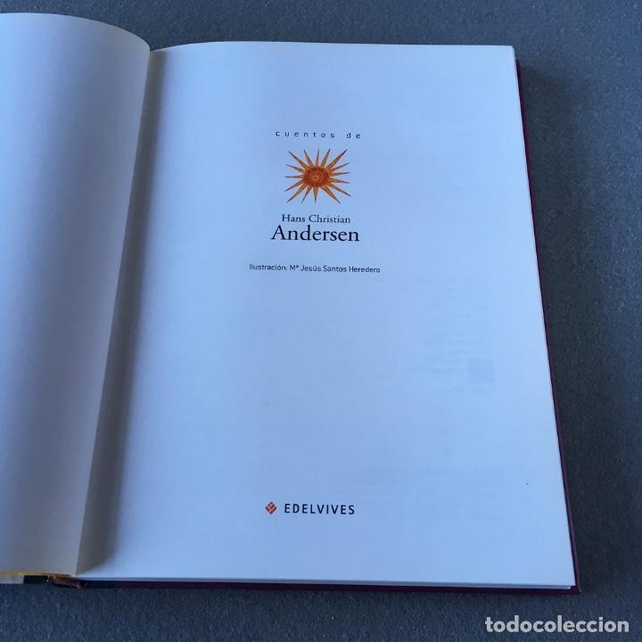 Libros de segunda mano: Cuentos de Hans Christian Andersen. - Foto 5 - 153145574