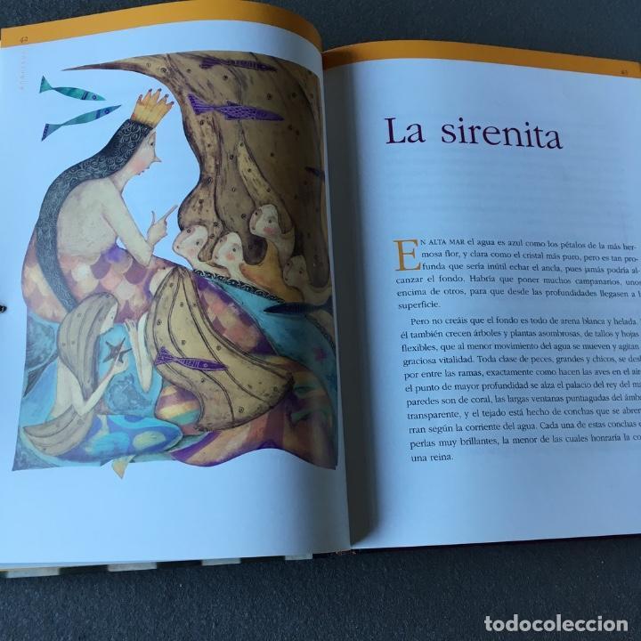 Libros de segunda mano: Cuentos de Hans Christian Andersen. - Foto 7 - 153145574