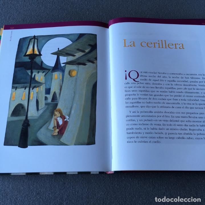 Libros de segunda mano: Cuentos de Hans Christian Andersen. - Foto 8 - 153145574