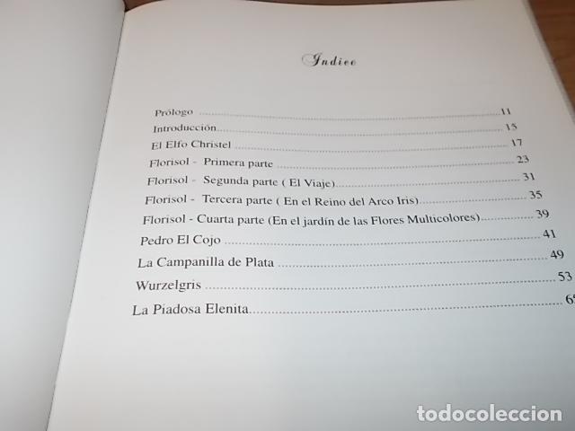 Libros de segunda mano: CUENTOS DE MALLORCA. DEDICATORIA Y FIRMA ORIGINAL DE LA AUTORA E ILUSTRADORA NANCY J. GRIMM. - Foto 5 - 153242546