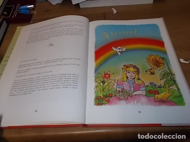 Libros de segunda mano: CUENTOS DE MALLORCA. DEDICATORIA Y FIRMA ORIGINAL DE LA AUTORA E ILUSTRADORA NANCY J. GRIMM. - Foto 8 - 153242546