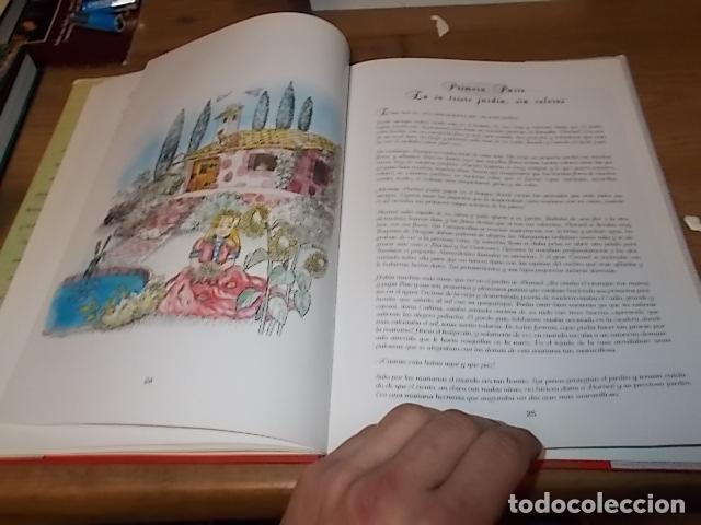 Libros de segunda mano: CUENTOS DE MALLORCA. DEDICATORIA Y FIRMA ORIGINAL DE LA AUTORA E ILUSTRADORA NANCY J. GRIMM. - Foto 9 - 153242546