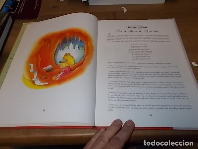 Libros de segunda mano: CUENTOS DE MALLORCA. DEDICATORIA Y FIRMA ORIGINAL DE LA AUTORA E ILUSTRADORA NANCY J. GRIMM. - Foto 11 - 153242546