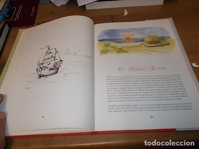Libros de segunda mano: CUENTOS DE MALLORCA. DEDICATORIA Y FIRMA ORIGINAL DE LA AUTORA E ILUSTRADORA NANCY J. GRIMM. - Foto 15 - 153242546