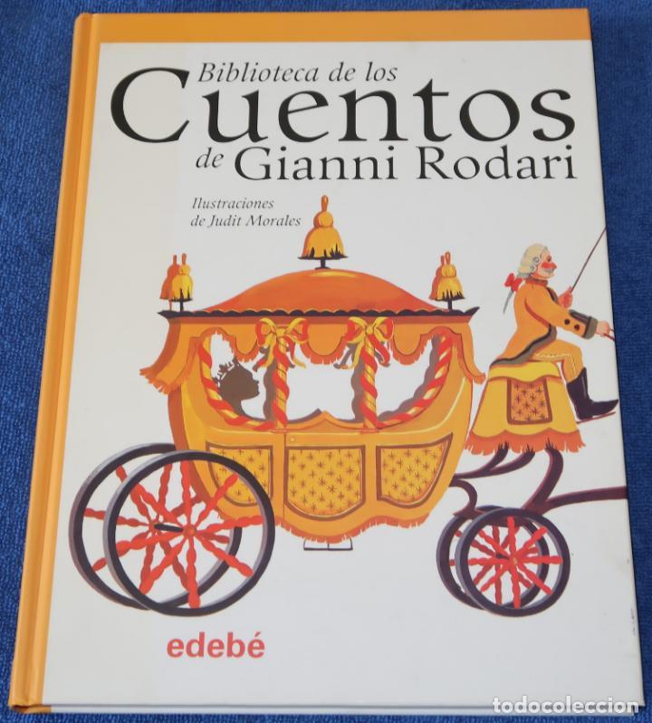 BIBLIOTECA DE LOS CUENTOS DE GIANNI RODARI - EDEBE (2006) (Libros de Segunda Mano - Literatura Infantil y Juvenil - Cuentos)