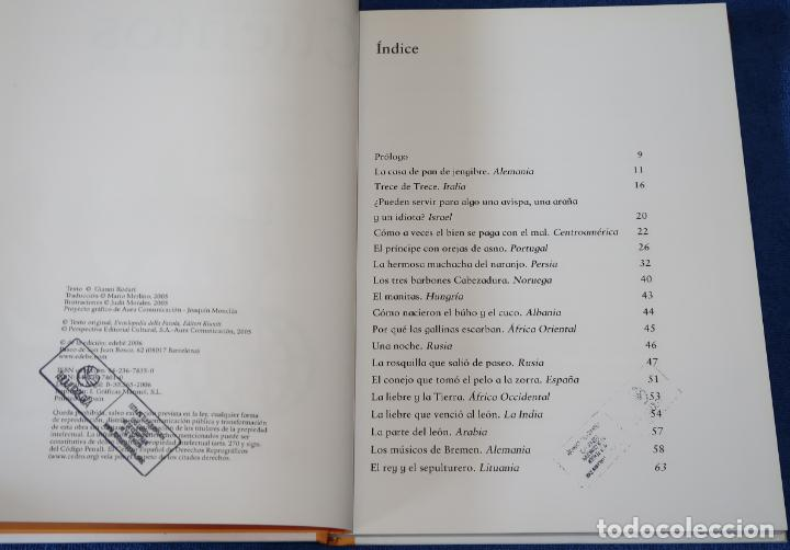 Libros de segunda mano: Biblioteca de los cuentos de Gianni Rodari - Edebe (2006) - Foto 3 - 153489178