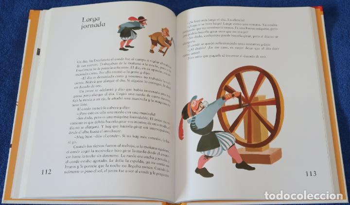 Libros de segunda mano: Biblioteca de los cuentos de Gianni Rodari - Edebe (2006) - Foto 6 - 153489178