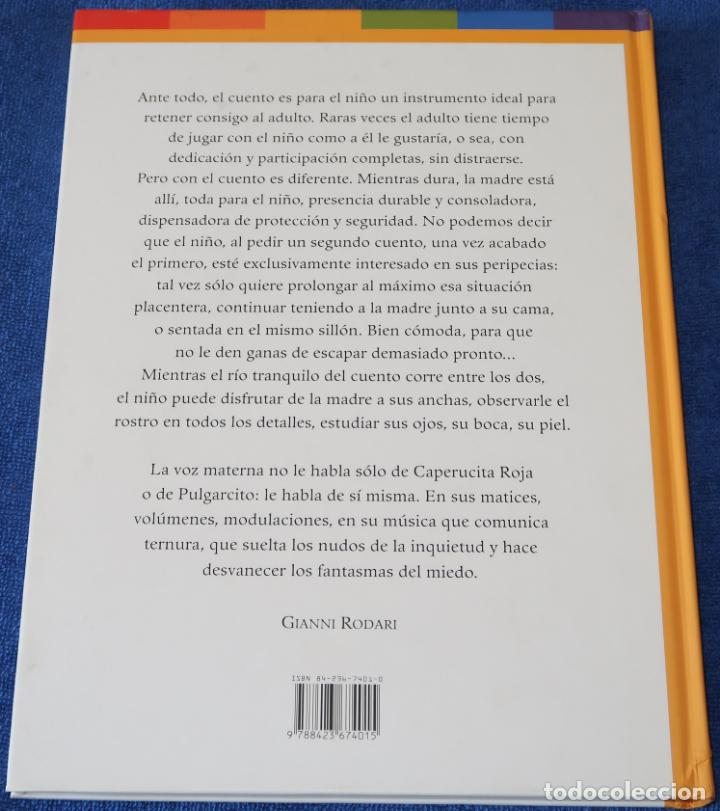 Libros de segunda mano: Biblioteca de los cuentos de Gianni Rodari - Edebe (2006) - Foto 7 - 153489178
