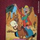 Libros de segunda mano: 2 CUENTO TROQUELADO PECOS BILL-LA BALLENA CANTORA MINI DISNEY Nº 45-48 TORAY F.CAPDEVILA1984 NUEVO. Lote 154233006