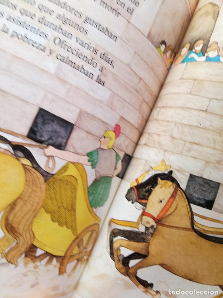 Libros de segunda mano: SERIE ÉRASE UNA VEZ...LA EDAD ANTIGUA PARRAMÓN 1988-Carme Peris-Glòria & Oriol Vergés NUEVO - Foto 2 - 154275942