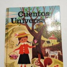 Libros de segunda mano: CUENTOS UNIVERSALES VOLUMEN 3. Lote 154406542