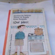 Libros de segunda mano: ¡QUE JALEO!. Lote 154446112