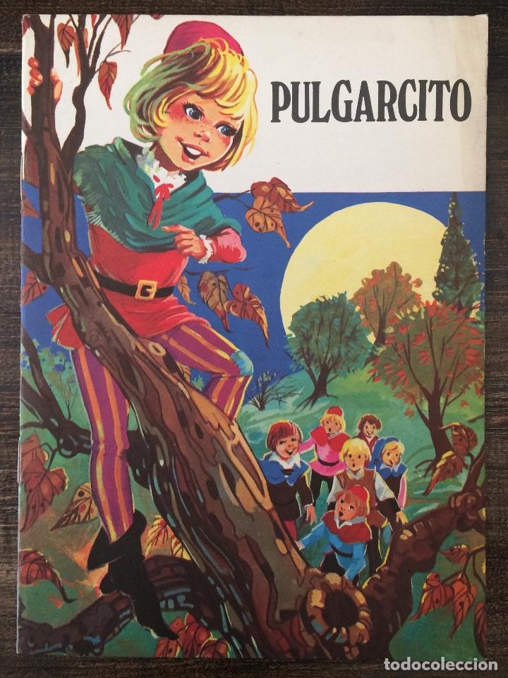 CUENTO PULGARCITO. COLECCIÓN LOREA. EDITORIAL MAVES (Libros de Segunda Mano - Literatura Infantil y Juvenil - Cuentos)